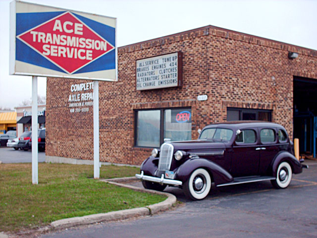 ace transmission service store front